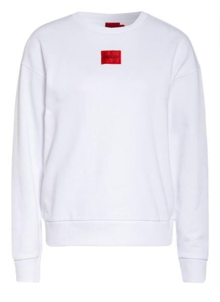 HUGO Sweatshirt NAKIRA , Farbe: WEISS (Bild 1)