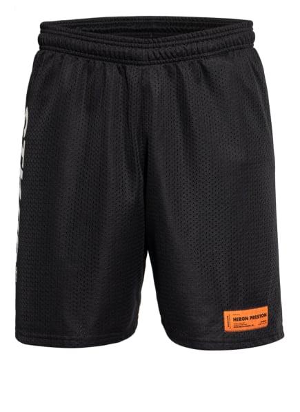 HERON PRESTON Shorts, Farbe: SCHWARZ/ WEISS (Bild 1)