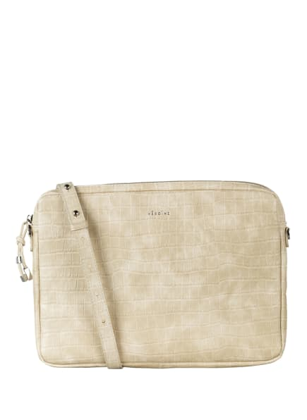 MAISON HÉROÏNE Laptop-Tasche JAMIE , Farbe: CREME (Bild 1)