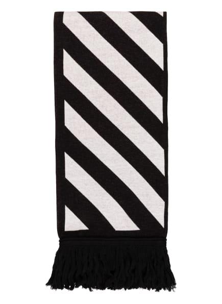 Off-White Schal, Farbe: SCHWARZ/ WEISS (Bild 1)