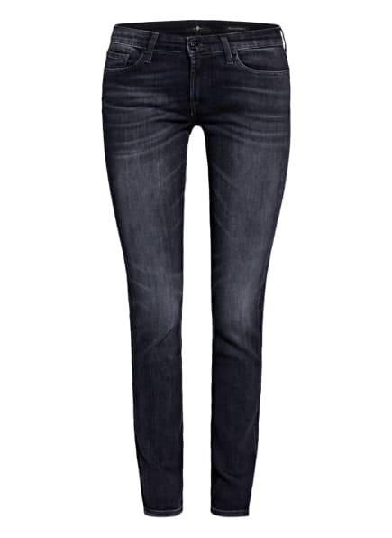 7 for all mankind Jeans PYPER, Farbe: Slim Illusion Lights Out BLACK (Bild 1)