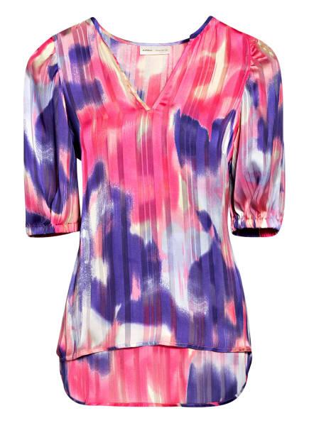 InWear Blusenshirt JORDANIW, Farbe: LILA/ PINK/ WEISS (Bild 1)