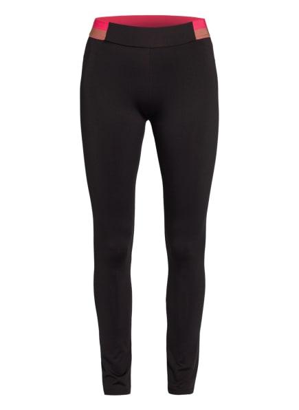 BOSS Leggings ERINA, Farbe: SCHWARZ (Bild 1)