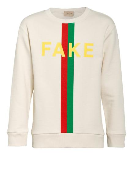GUCCI Sweatshirt, Farbe: 9061 WHITE/MULTI (Bild 1)