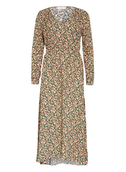rich&royal Kleid , Farbe: SCHWARZ/ GRÜN/ NUDE (Bild 1)