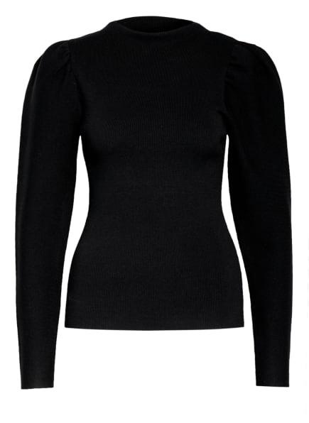 ESSENTIEL ANTWERP Pullover ZELKO, Farbe: SCHWARZ (Bild 1)