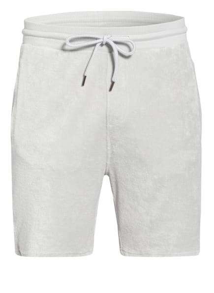 Juvia Frottee-Shorts, Farbe: HELLGRAU (Bild 1)
