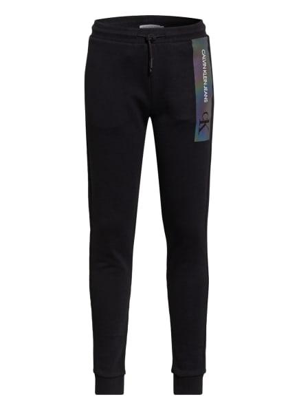 Calvin Klein Sweatpants , Farbe: SCHWARZ (Bild 1)