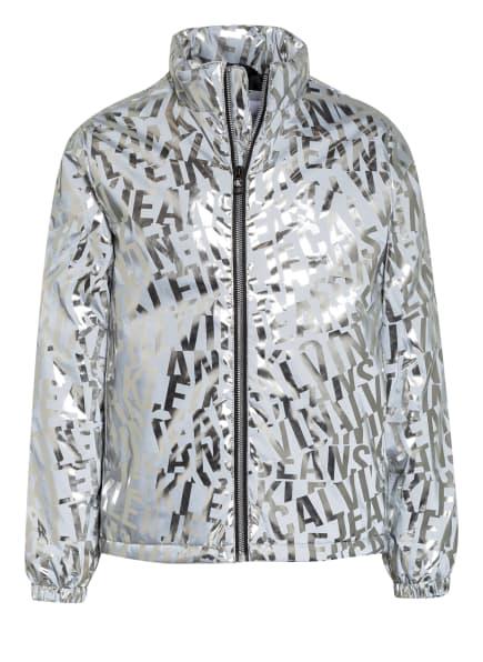 Calvin Klein Jacke, Farbe: GRAU/ SILBER (Bild 1)