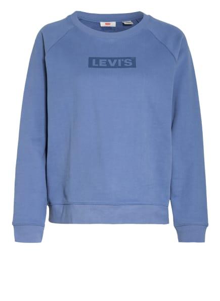 Levi's® Sweatshirt, Farbe: BLAUGRAU (Bild 1)