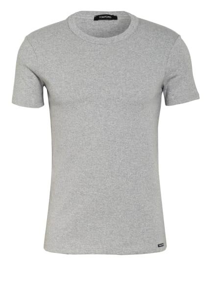 TOM FORD T-Shirt , Farbe: HELLGRAU (Bild 1)