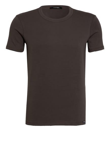 TOM FORD T-Shirt , Farbe: 302 Military Green (Bild 1)