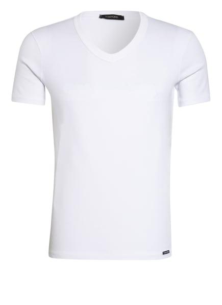 TOM FORD T-Shirt , Farbe: 100 WHITE (Bild 1)
