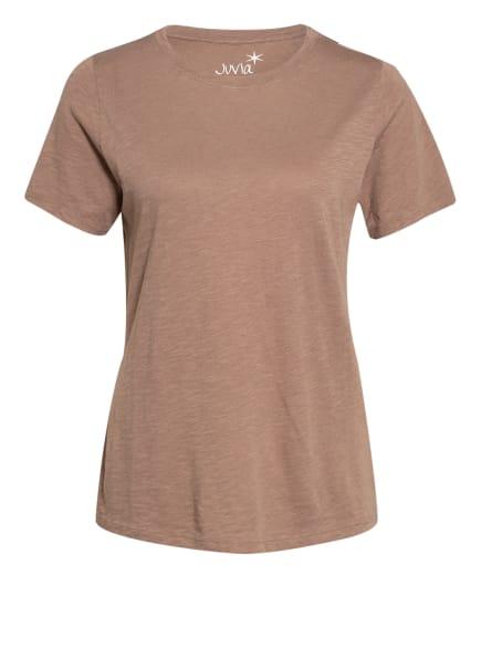 Juvia T-Shirt, Farbe: HELLBRAUN (Bild 1)
