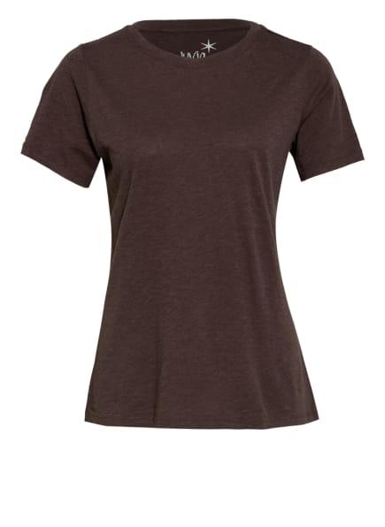 Juvia T-Shirt, Farbe: DUNKELBRAUN (Bild 1)