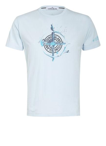 STONE ISLAND T-Shirt, Farbe: HELLBLAU (Bild 1)