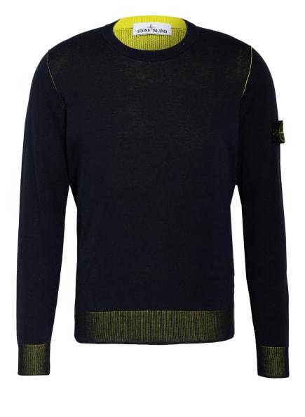 STONE ISLAND Pullover, Farbe: DUNKELBLAU (Bild 1)