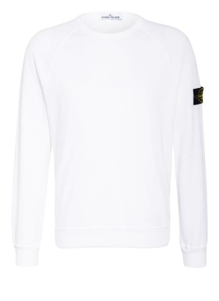 STONE ISLAND Sweatshirt , Farbe: WEISS (Bild 1)