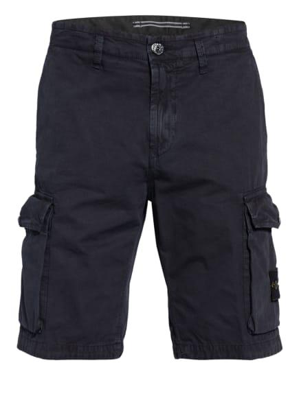 STONE ISLAND Cargo-Shorts , Farbe: DUNKELBLAU (Bild 1)