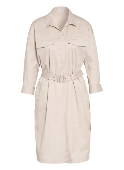 PESERICO Kleid mit 3/4-Arm, Farbe: CREME (Bild 1)