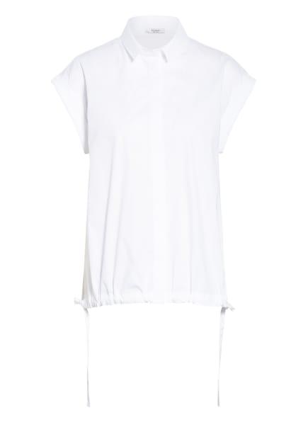 PESERICO Blusenshirt, Farbe: WEISS (Bild 1)