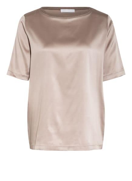 FABIANA FILIPPI Blusenshirt aus Seide, Farbe: BEIGE (Bild 1)