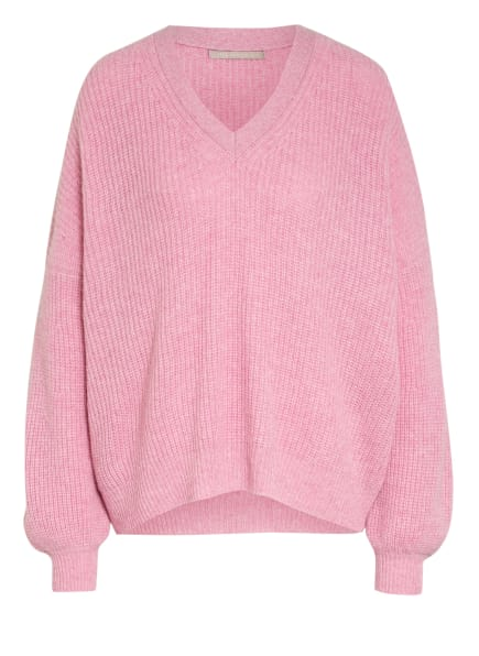 (THE MERCER) N.Y. Cashmere-Pullover, Farbe: ROSA (Bild 1)