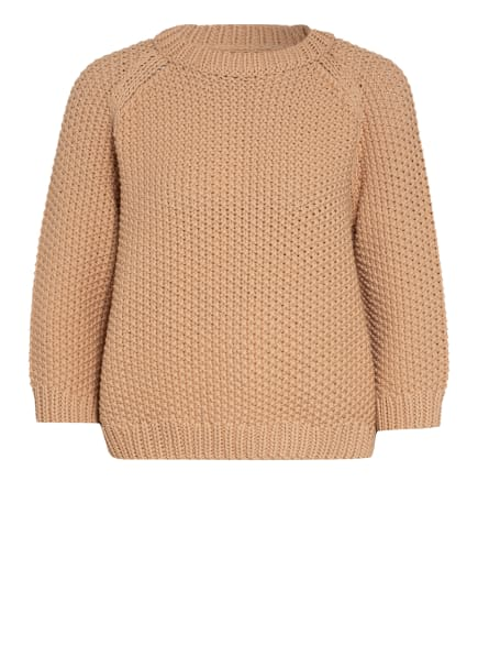 Marc O'Polo Pure Pullover, Farbe: BEIGE (Bild 1)