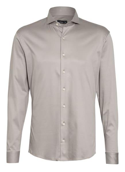 van Laack Jerseyhemd PER Tailor Fit, Farbe: HELLGRAU (Bild 1)