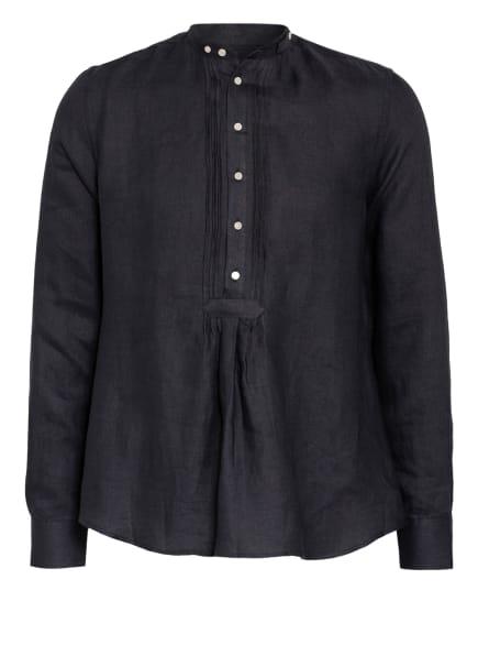 Gottseidank Trachtenhemd PFOAD Regular Fit, Farbe: DUNKELBLAU (Bild 1)