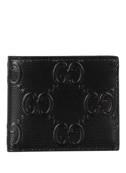 GUCCI Geldbörse GG SUPREME, Farbe: 1000 BLACK (Bild 1)