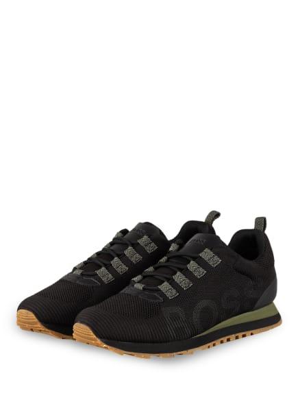 BOSS Sneaker PARKOUR , Farbe: SCHWARZ (Bild 1)