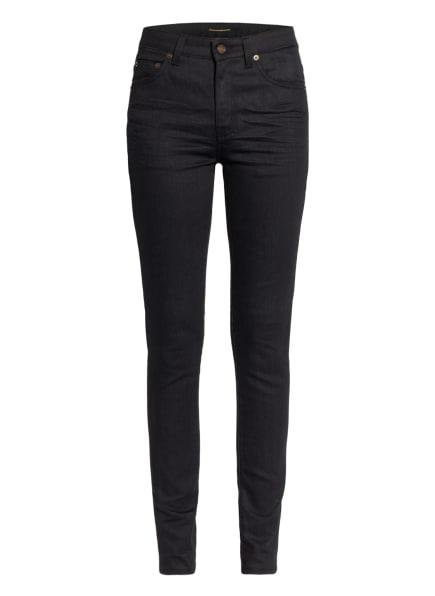 SAINT LAURENT Skinny Jeans, Farbe: 1080 USED BLACK (Bild 1)