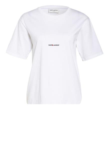 SAINT LAURENT T-Shirt, Farbe: WEISS (Bild 1)