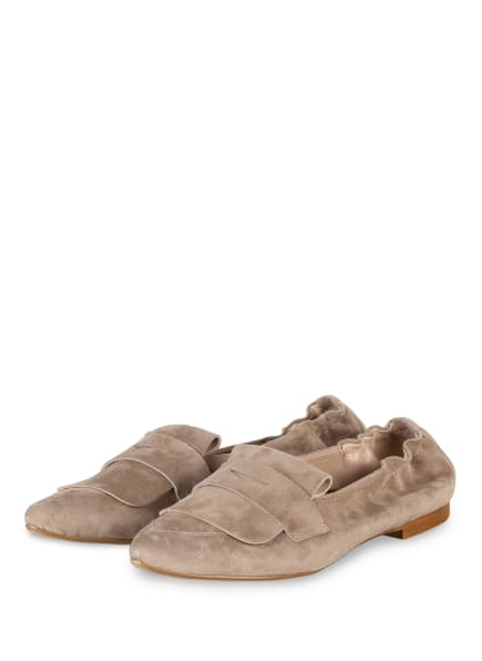 darling harbour Penny-Loafer, Farbe: TAUPE (Bild 1)