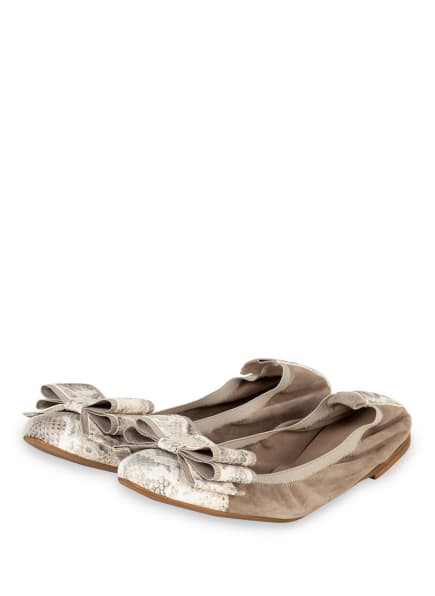 darling harbour Ballerinas, Farbe: TAUPE (Bild 1)