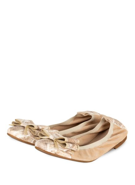 darling harbour Ballerinas, Farbe: BEIGE (Bild 1)