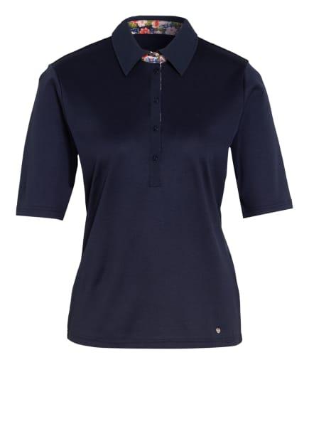 efixelle Jersey-Poloshirt, Farbe: DUNKELBLAU (Bild 1)