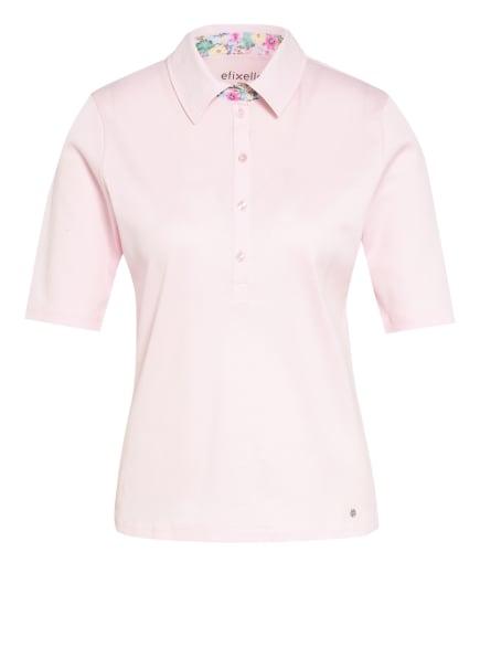 efixelle Jersey-Poloshirt, Farbe: HELLROSA (Bild 1)