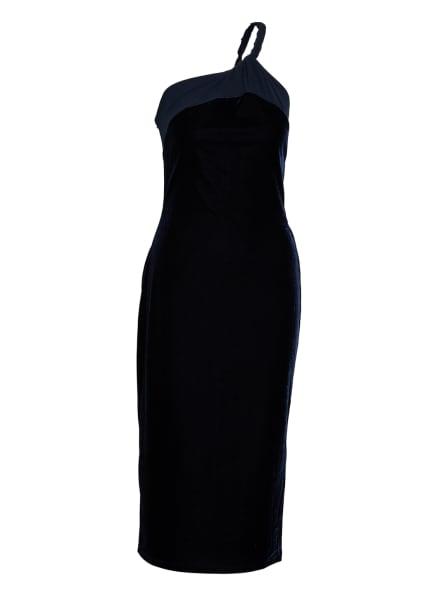 REISS One-Shoulder-Kleid KARLA, Farbe: DUNKELBLAU (Bild 1)