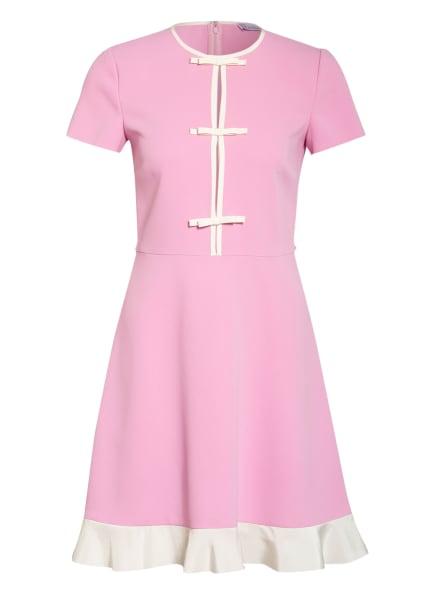 RED VALENTINO Kleid, Farbe: ROSA/ WEISS (Bild 1)