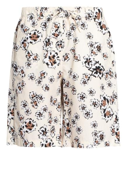 Marc O'Polo Shorts, Farbe: CREME/ SCHWARZ/ BRAUN (Bild 1)