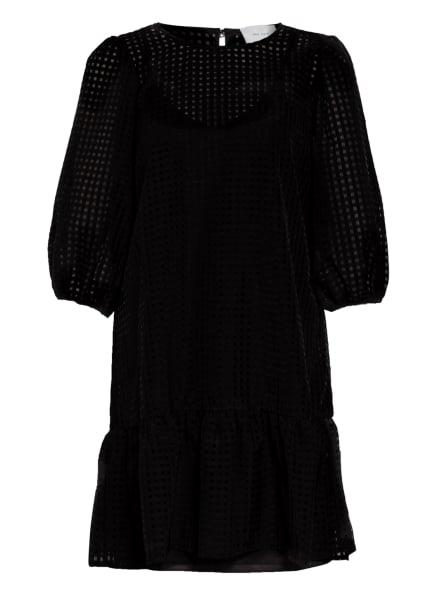 NEO NOIR Kleid LIMA mit 3/4-Arm, Farbe: SCHWARZ (Bild 1)