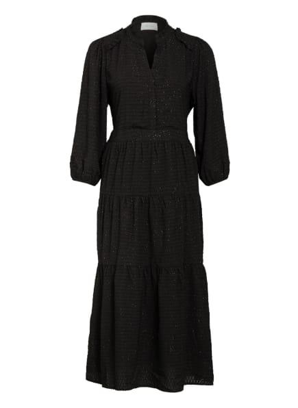 NEO NOIR Kleid HELENA mit 3/4-Arm, Farbe: SCHWARZ (Bild 1)