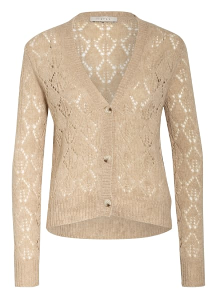 lilienfels Strickjacke aus Cashmere, Farbe: BEIGE (Bild 1)