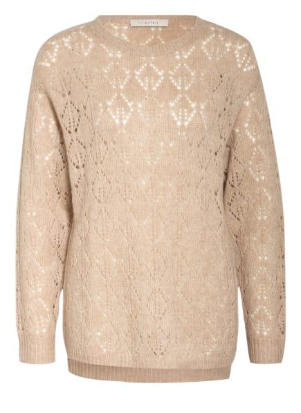 lilienfels Cashmere-Pullover, Farbe: CAMEL (Bild 1)