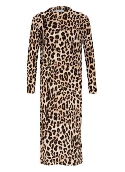 NEO NOIR Kleid, Farbe: CREME/ BEIGE/ SCHWARZ (Bild 1)