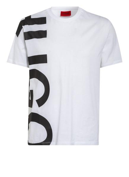 HUGO T-Shirt DAWS211, Farbe: WEISS (Bild 1)