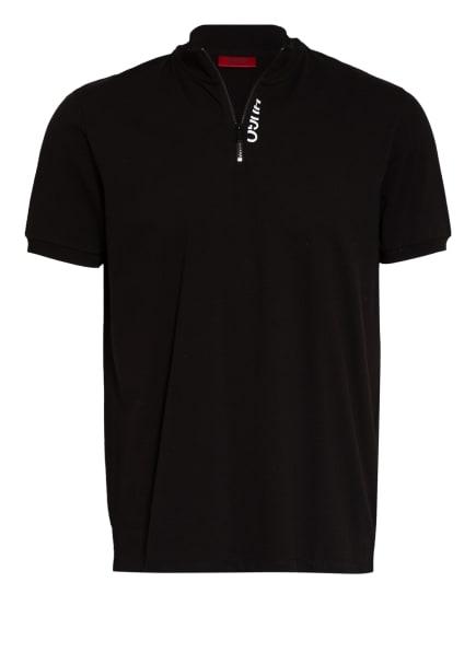 HUGO T-Shirt DAXHAM, Farbe: SCHWARZ (Bild 1)