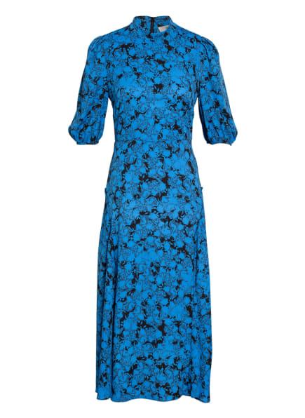 DIANE VON FURSTENBERG Kleid NELLA, Farbe: BLAU/ SCHWARZ (Bild 1)